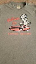 Hollister California Surfing Rentals Size XL Gray T-Shirt
