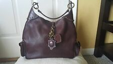 Luella Luca Haircalf -Brown-Hobo-Style-Bag. Stunning and in Excellent condition!