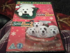 dvd santa paws and santa paws 2 disney boxset new sealed kids