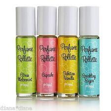 Primal Elements Perfume Rollettes 4-piece Set  ~Delicious!