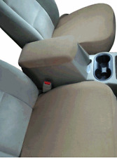 Seat Covers (Bottom Only) & Center Console Cover (3pc Set) D3 - TAN