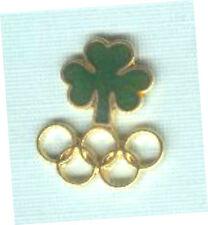 1996 ATLANTA SUMMER OLYMPICS NOC PIN FROM IRELAND OLYMPIC COMMITTEE