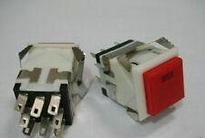 Push Button 3V Led 120V-250V DPDT Latching Switch,RLKD2