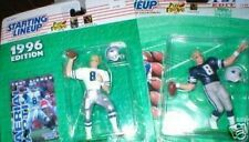 TROY AIKMAN STARTING LINEUPS HOME AND AWAY JERSEYS MOCS FREE U.S. SHIPPING