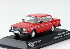Volvo 244 rot 1978 1:43 Triple 9  Modellauto 10016