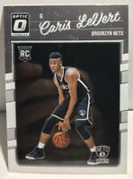 2016-17 Donruss Optic Caris Levert #167 RC Rookie Card Nets Pacers