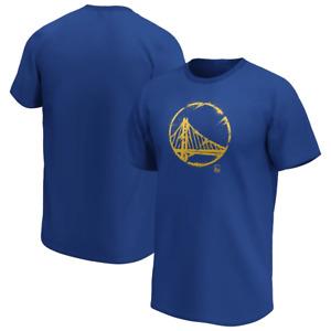 Golden State Warriors T-Shirt Men's NBA Iconic Splatter Graphic T-Shirt - New