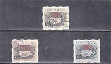@ Portugal Set Af # 1025 - Af # 1027 (1968) @