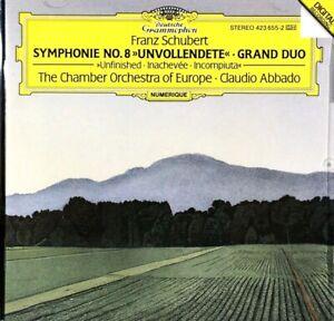 Schubert - Symphonie Nr. 8 Grand Duo - CD, VG