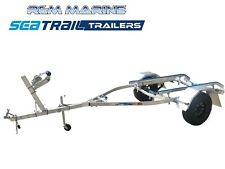 New Release Seatrail 4.6m Semi Off-Road Boat Trailer (5.17M Overall Length)