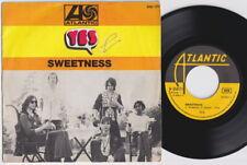 YES * Sweetness * 1969 French 45 * PROG * PROGRESSIVE *