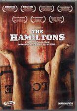 DVD THE HAMILTONS Film I Tuoi Vicini Di Casa Potrebbero Essere Gli Ultimi Horror