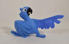 "2011 Blu Blue the Macaw Bird 5"" McDonald's Action Figure #1 Rio"