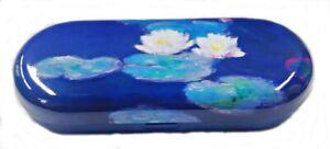 "Eye Glass Case - Fine Art Design - Monet's ""Nympheas"" by Fridolin"