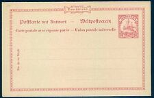 Briefmarken aus der Kolonie Marianen als Ganzsache