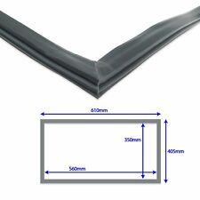 More details for interlevin 7130000805 refrigeration magnetic  fridge door gasket tefcold 600x400