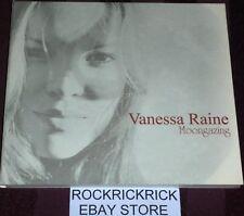 VANESSA RAINE - MOONGAZING -6 TRACK CD EP- (DIGIPAK)