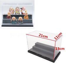 21x13x11cm Vetrina Vetrinetta Espositori scatola per modellismo modello Box