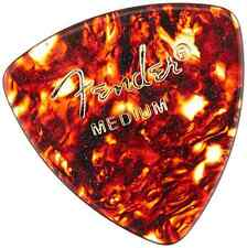Fender 0980346800 346 Shell Guitar Pick, Medium 1 Dozen