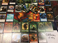 100 Random Assorted Token tokens cards mtg magic the gathering lot CNY