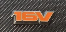"Astra Calibra Cavalier Reproduction ""16v""  Vauxhall Badge suit Xe 2.0 Nova Turbo"