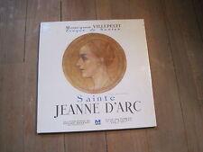 Monseigneur VILLEPELET: Sainte Jeanne d'Arc. album Marcus 1954 ill MAXENCE