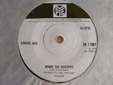 STATUS QUO Face Without A Soul Ex Pye 1970 UK 7""
