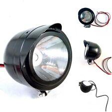 Universal White LED Spot Light Headlight 12V 24V 36V 48V 80V Motorbike e-Bike