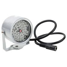 48 LED IR Infrarot Scheinwerfer Nachtsicht ueberwachungskamera CCTV Kamera G7Y5