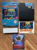 Bomberman (Nintendo Entertainment System, NES) *AUTHENTIC, TESTED*