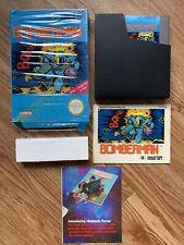 Bomberman (Nintendo Entertainment System, Nes) *Authentic, Tested*