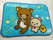 SAN-X Rilakkuma floor mat/carpet /rug 55cm x 40cm NEW