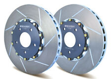 Girodisc Front 2-pcs Rotors fit Mitsubishi EVO 6-9 - A1-008