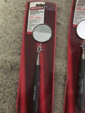 "Craftsman Ullman HTC-2  Telescoping Inspection Mirror, 2-1/4"" Diameter,"