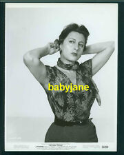 ANNA MAGNANI VINTAGE 8X10 PHOTO 1955 THE ROSE TATTOO