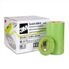 3M 26334 Scotch 233+ Green Automotive Tape, 3/4