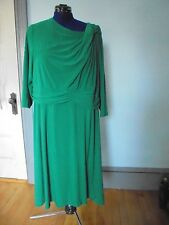 SERENGETI Size 2X green DRESS Poly-Spandex New w/Tag