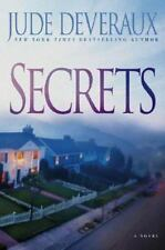 Secrets by Jude Deveraux (2008, Hardcover)