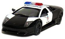 Lamborghini Murcielago LP640-4 Police1:36 Scale KT-5317.DP