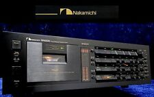 Tape-Deck NAKAMICHI DRAGON High-End Auto Reverse Cassette Kassetten Tapedeck