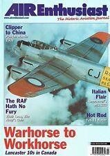 AIR ENTHUSIAST MAR-APR 00: RAF HELO MALAYAN OPS/ AERMACCHI MB.326/ VOUGHT SB2U