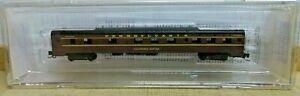 "Micro Trains 550 00 06 Z Gauge "" Pennsylvania Railroad Catawigga Rapids "" Boxed"
