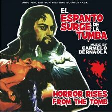 Horror Rises From The Tomb - Complete Scores - Limited 300 - Carmelo Bernaola