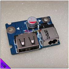 OEM NEW! DC Power Jack Socket USB Port Blue Board For Lenovo G480 G580