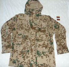 More details for german army bundeswehr tropentarn desert camo sas smock new large