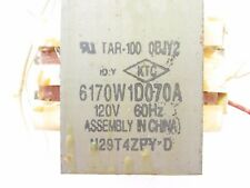 GE High Voltage Transformer TAR-100 From JES735WH01 Microwave