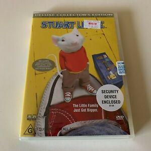 Stuart Little DVD R4 - New & Sealed