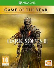 Namco XOne Dark Souls III Fire FAD Ed GOTY Edition