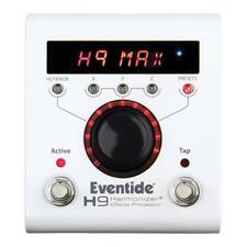Eventide H9 MAX Harmonizer Multi-Effect Pedal All Algorithms!