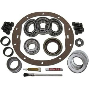 YK GM8.6-A Yukon Gear & Axle Differential Installation Kit Rear New for Chevy